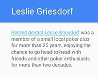 Leslie Griesdorf: Notable Types of Dentistry