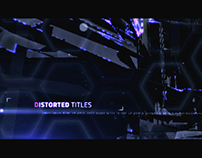 Distorted Glitch Trailer