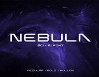 Nebula - Free Font