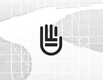 Infinite fingers brand identity