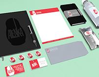Alenka Designs || Identity logo