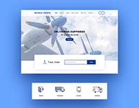 Netpack Logistic UI