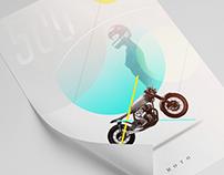Cafe racer MOTO 500