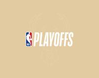 Bucks 2019 Playoffs Campaign