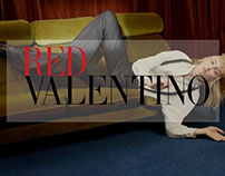 Red Valentino - Retail and Visual Merchandising