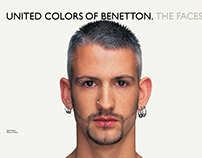 The Faces - United Colors Of Benetton