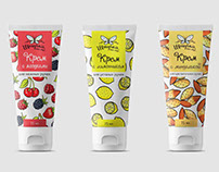 Дизайн упаковки для крема