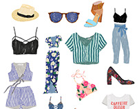 Summer outfit ☀️🌊✨😎☁️