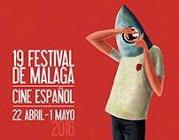 Festival de Cine de Málaga (Propuesta) 2015.