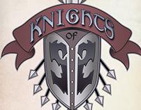 various game art and logos