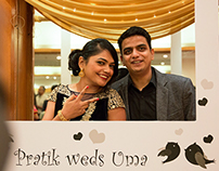 Uma and Pratik's Wedding Trailer