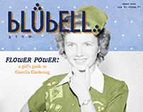 Blubell • Editorial Design