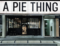 A Pie Thing Brand Identity & Graphic Design