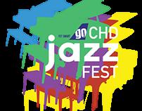 Branding CHD Jazz Fest