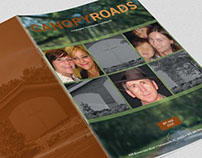 Canopy Roads Cover and Layout Design