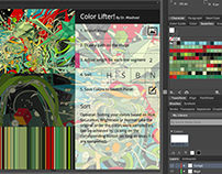 Adobe Add-on for AI & PS: Color Lifter!