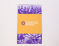 2018 Conference Services Report