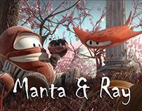 MANTA & RAY