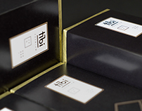 TIBI premium chocolate packaging