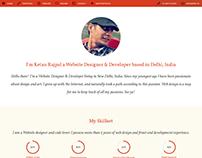 Ketan Rajpal Website Designer & Developer