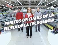 Fiesta de la Tecnología 2015 en 360° // Tienda Inglesa