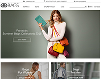 Adaptive design of E-Commerce. Redesign