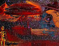 Journey at Mc Querri's painting fanart