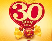 Bon o Bon / Concurso 30 años