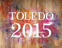 Toledo 2015 - Newspaper Wrap