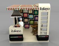 Italiano Booth