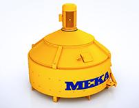 Planet Mixer