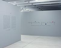 """Exposição """"Abraham Palatnik - A reinvenção da pintura"""""""