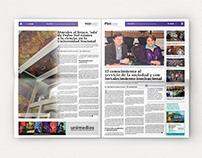 Periódico U.N. Sede Medellín - Edición 3