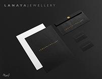 Lanaya Jewellery (branding and identity)