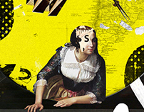 Collage Artwork 172-174