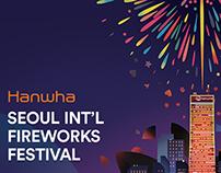 Seoul Int'l Fireworks Festival 2017
