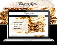 Website - Flaquer Jóias