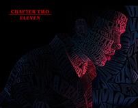 Calligram | Eleven