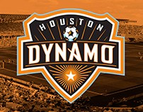 Logo Animation : Houston Dynamo