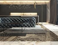 Apartment 100 m2 / Kyiv