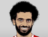 Mo Salah - Goal Machine