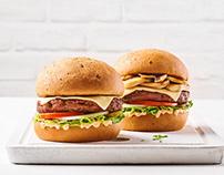 Buffalo Burger | Healthy Sandwichs