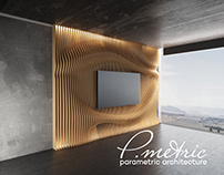 P.metric Walls Decor