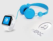 Mi EPOC | Branding + Diseño App + Diseño Landing Page