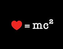 Love = mc2