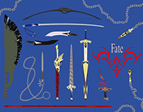 Vector Fate weapons