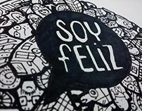 Doodle Soy Feliz - Wilmai