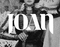 JOAN Branding & Visual Identity