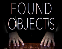 Found Objects - Book cover for Russ Viola