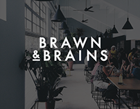 Brawn & Brain Web-Redesign